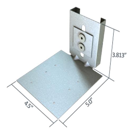 TSN Steel Network VertiClip® SLF Light Gauge Steel Vertical Deflection Top  Of Slab Bypass Clip